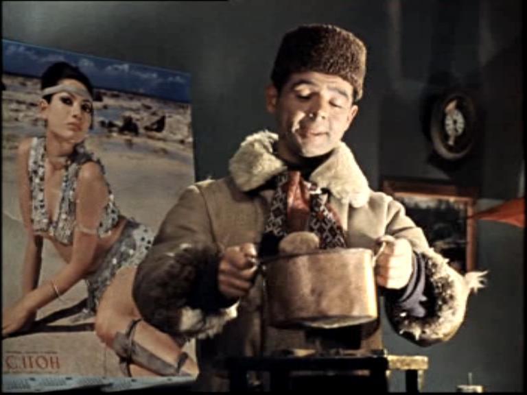 Джентльмены удачи (1971) bdrip